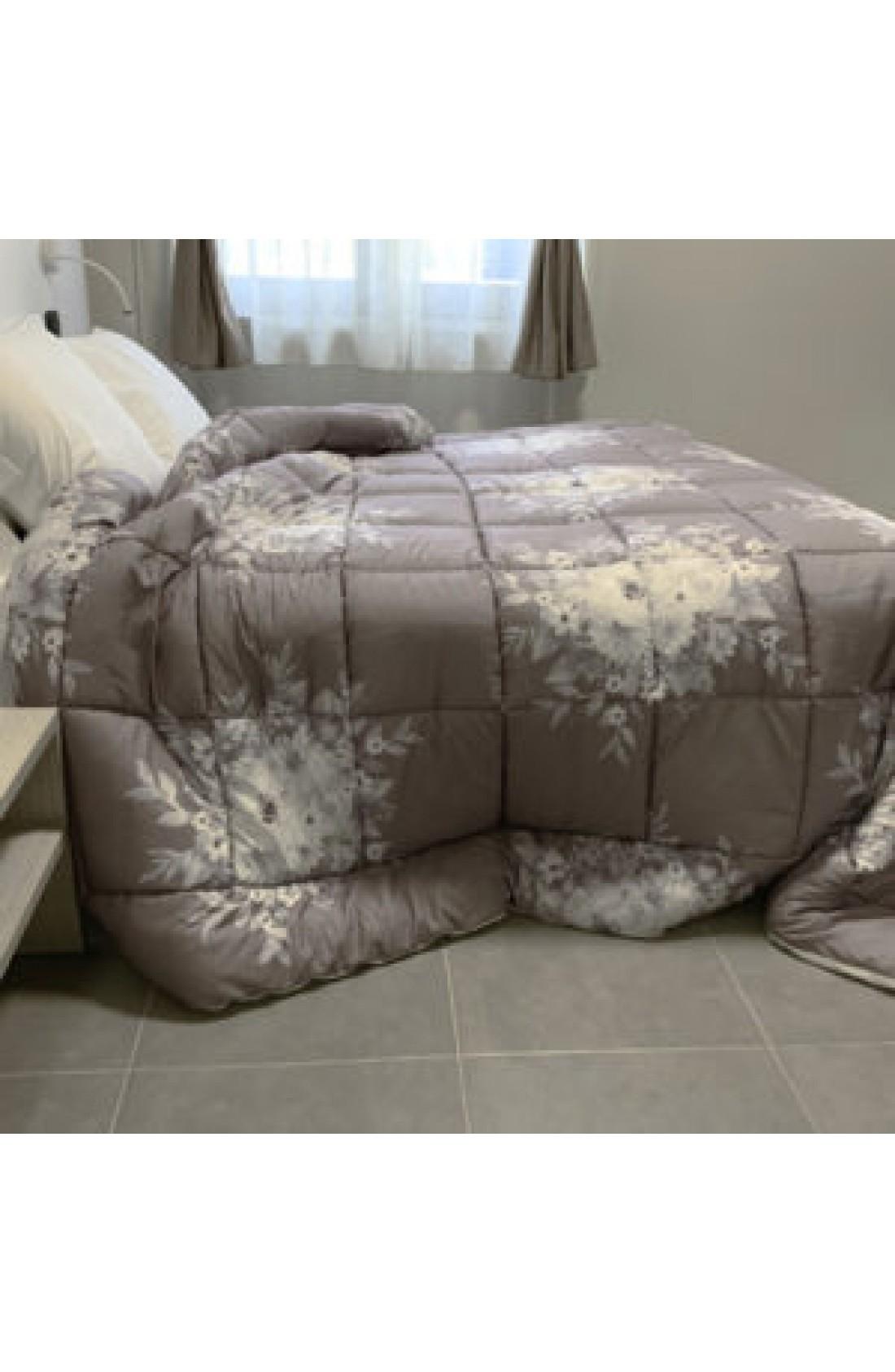 Parure lenzuola in cotone, lino e raso; Trapunte Su Misura Roma Nord Jolie Home Biancheria