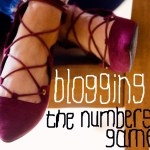 the numbers game | some blogging stats for the curious