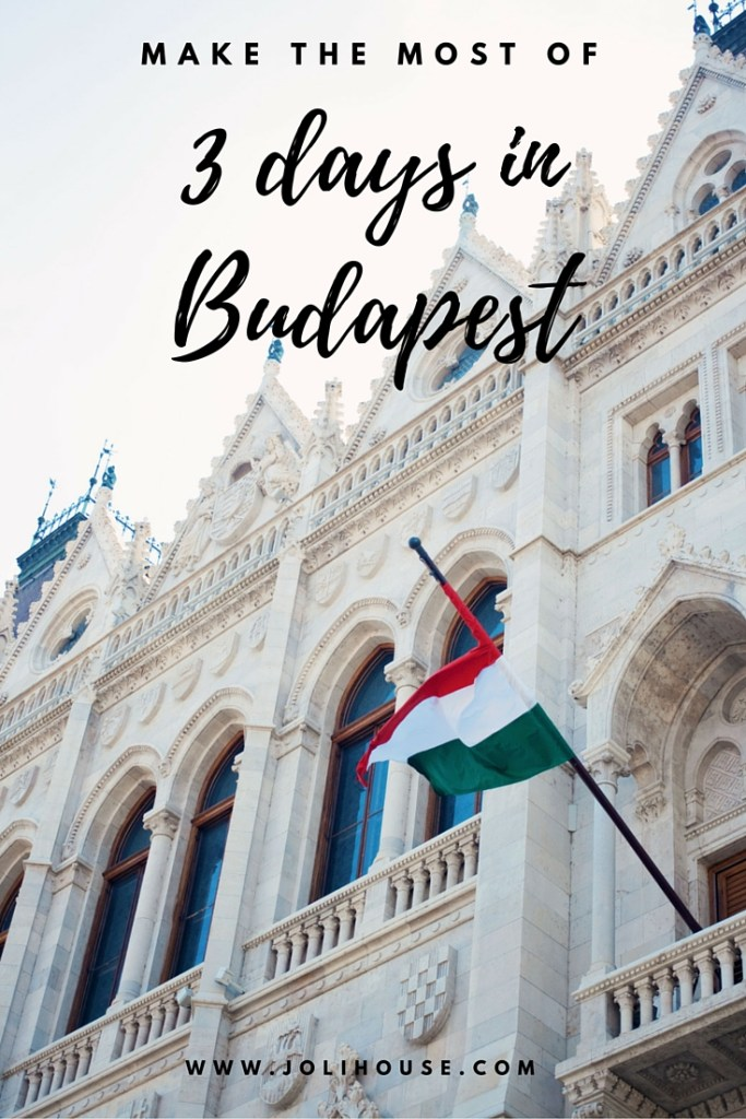 3 days in Budapest(1)