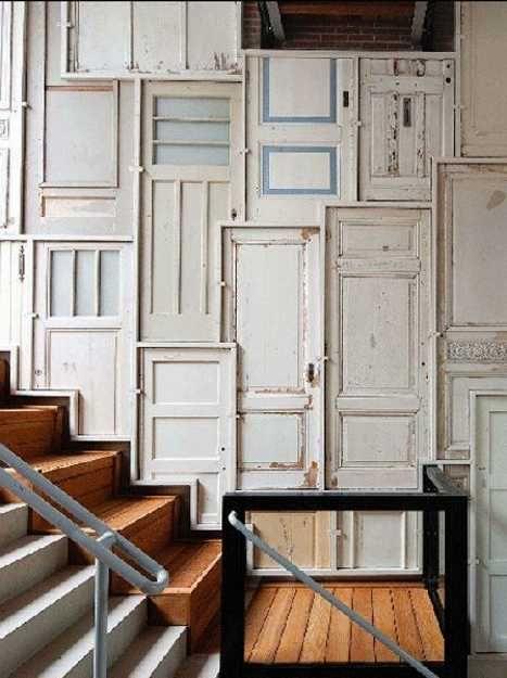 Asian Style Interior Doors