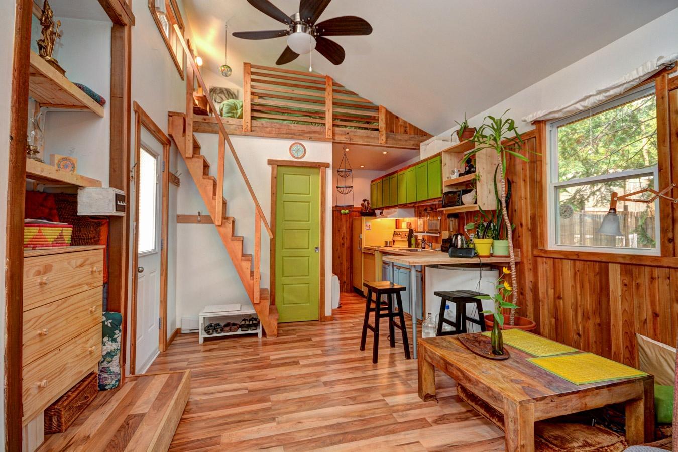 Une Chaleureuse Mini Maison Entirement Rnove Val