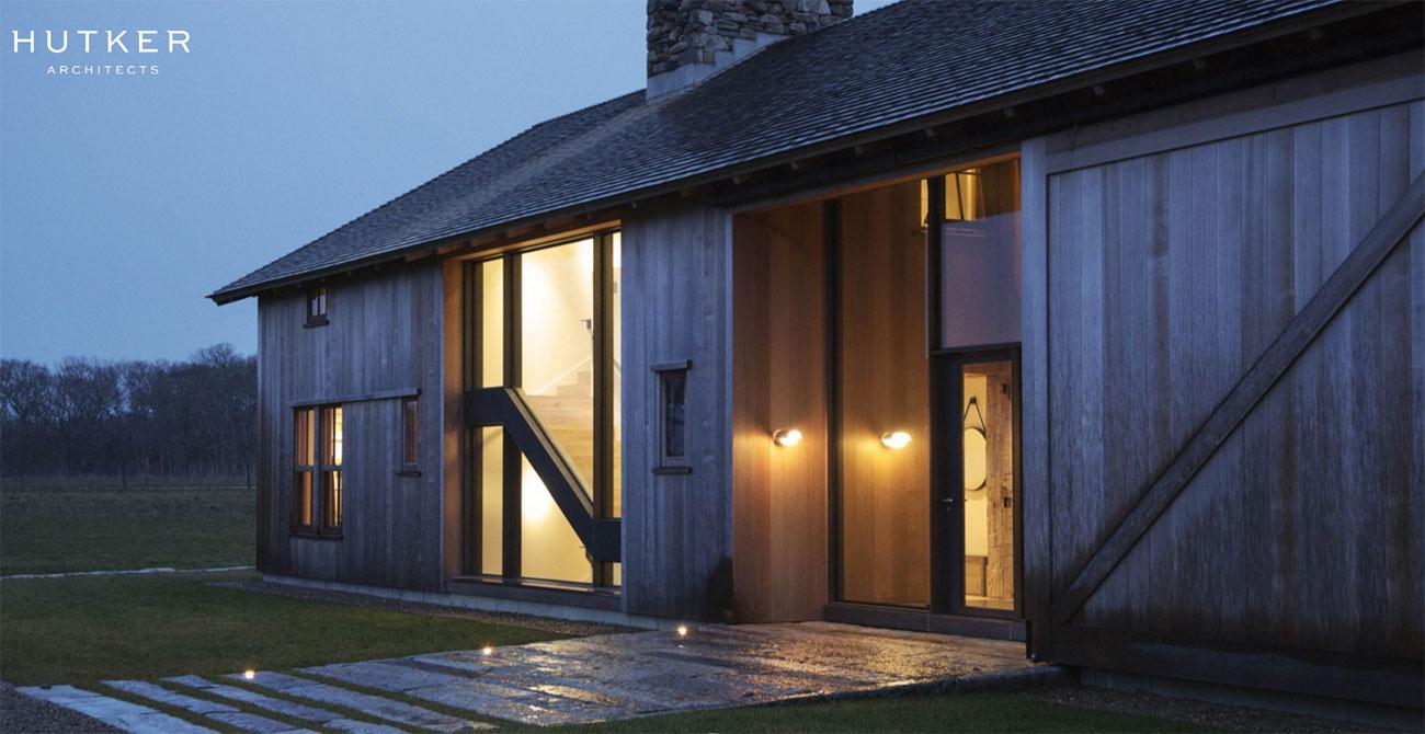 La Grey Barn Farm Une Grange Luxueuse Sur Lle De Martha