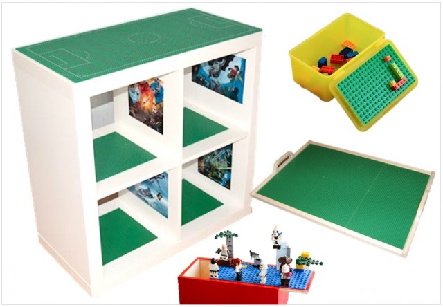 rangement pour lego des solutions