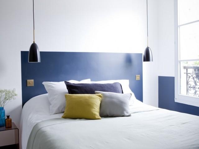 12 idees pour une tete de lit originale