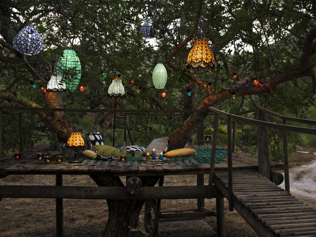 Ambiance Guinguette Dans Le Jardin Joli Place