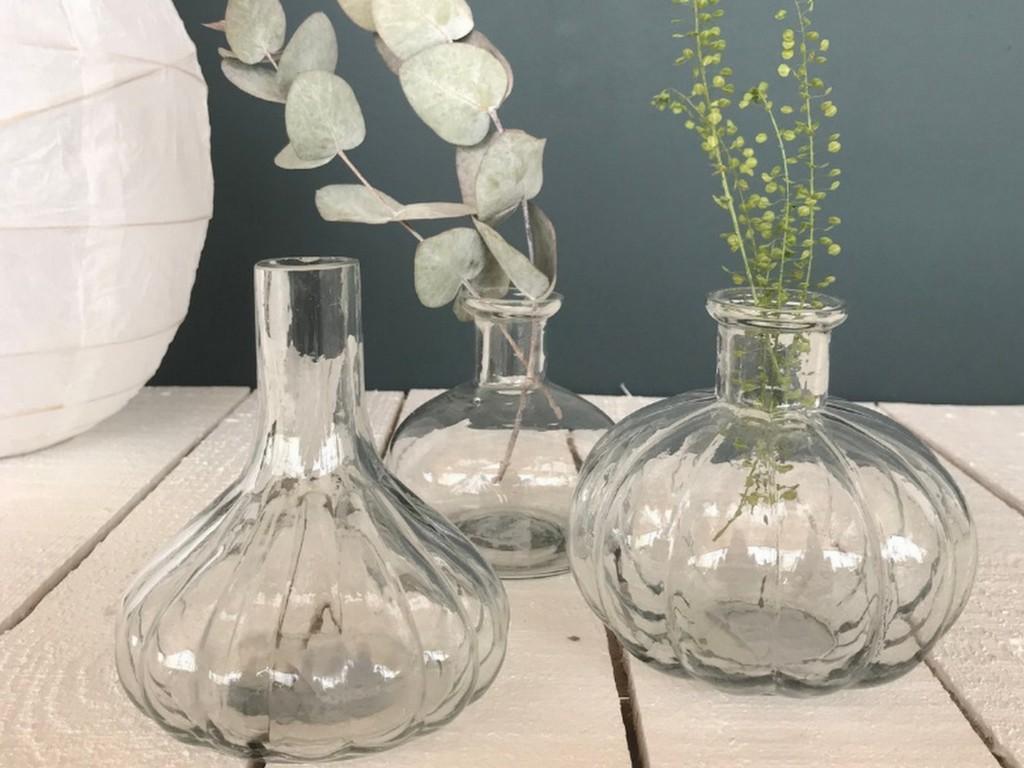 le vase ancien en verre must have deco