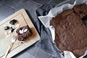 Recette : gâteau au chocolat et aux amandes | Jolis Carnets