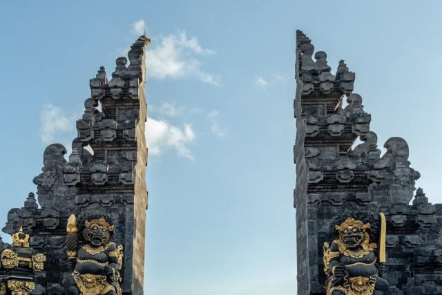 Bali : la Péninsule Sud - le temple de Tanah Lot | joliscarnets.net