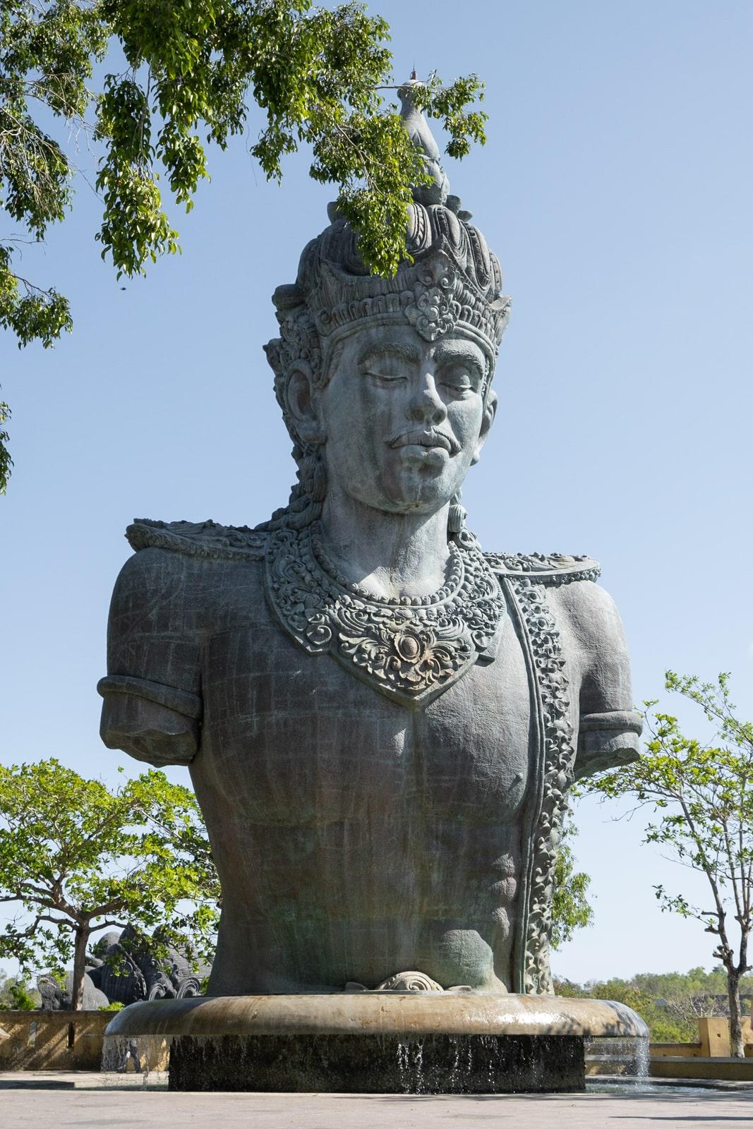 Bali : la Péninsule Sud - le temple GWK | joliscarnets.net
