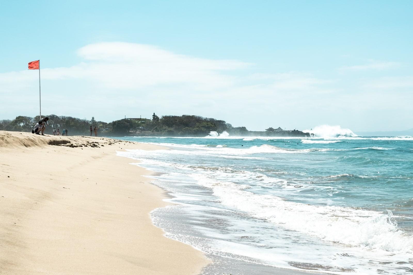 Bali : la Péninsule Sud - plage Nusa Dua | Jolis Carnets