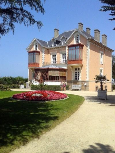 visite du Musée Dior à Granville