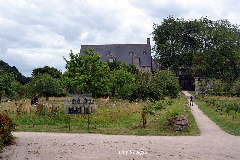 abbaye de Beauport Paimpol