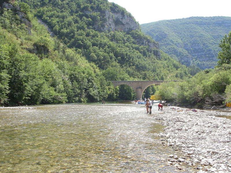Les gorges du Tarn et La Malène (3)