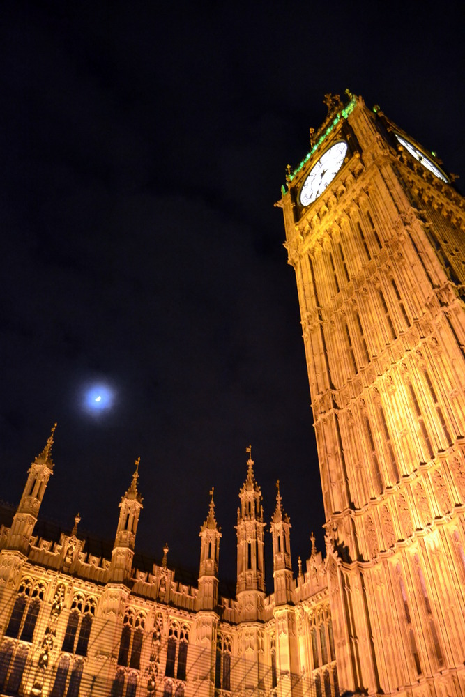 Big Ben by night (5)