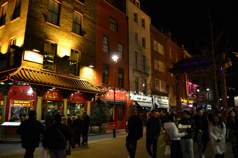 China Town Londres