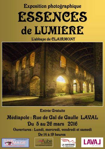 ruines Abbaye de Clairmont Mayenne