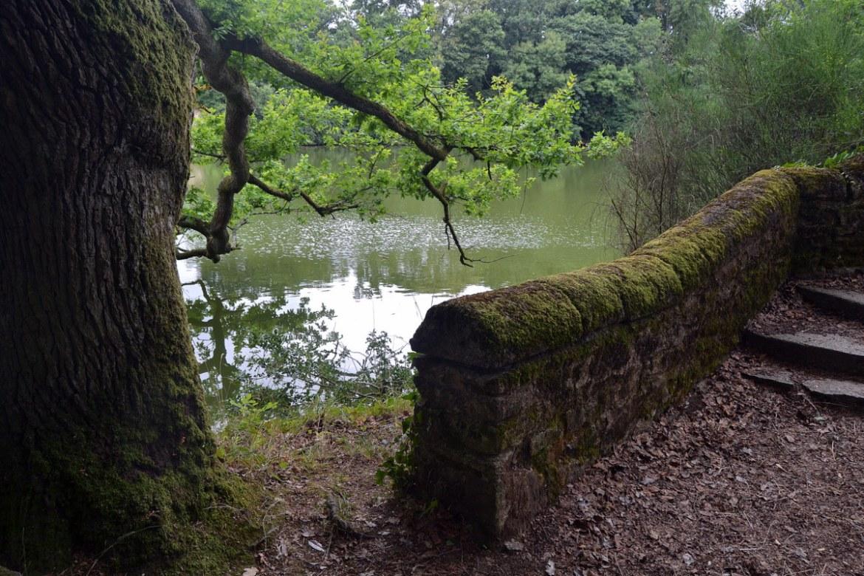 Fontaine Daniel village de Mayenne