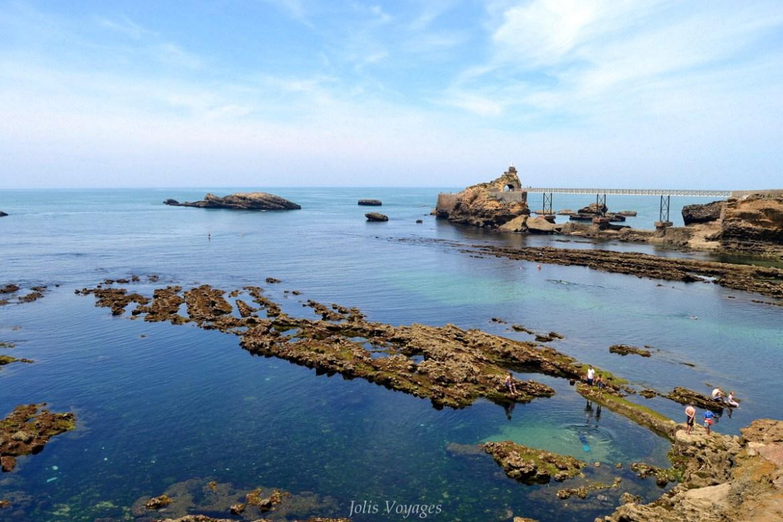 visiter le phare de Biarritz  #Paysbasque #Hendaye #Biarritz