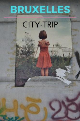 City-trip Bruxelles