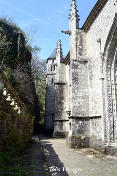 La chapelle Sainte-Barbe du Faouët, trésor caché morbihannais