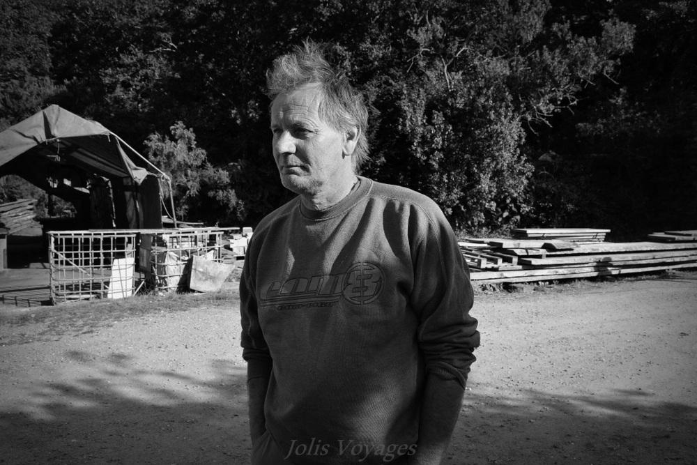 Le Pere Jaouen cure des mers #PereJaouen #BelEspoir #AberWrach #Finistere