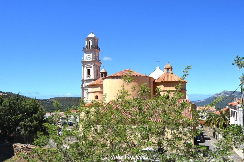 Circuit des villages perchés de Balagne (Calenzana et l'église Saint Blaise) 10 idées pour découvrir la Haute Corse #Corse #Plage #France #Voyage