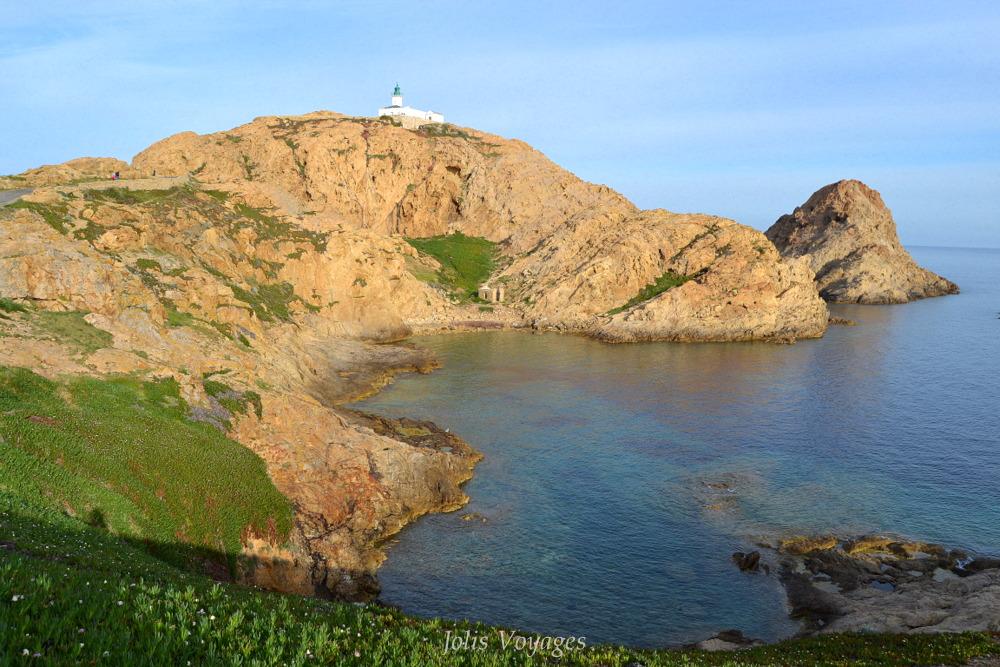 10 idees pour decouvrir la Haute Corse : l'île Rousse #Corse #Plage #France #Voyage