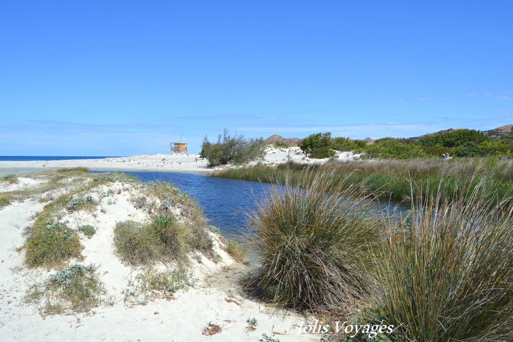10 idees pour decouvrir la Haute Corse desert des agriates #Corse #Plage #France #Voyage