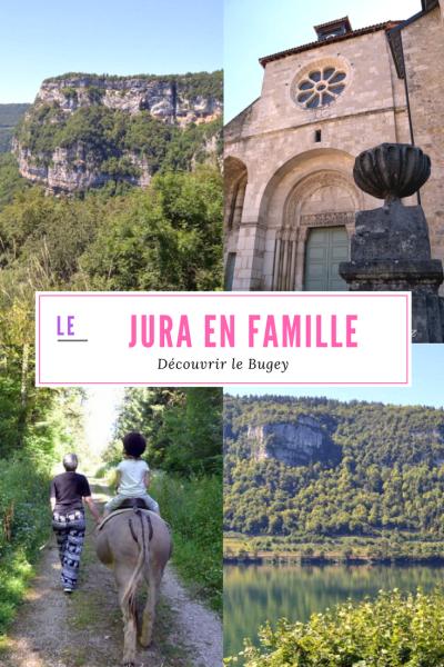 Jura en famille Bugey #Jura #voyage #Ain #vacances #montagne