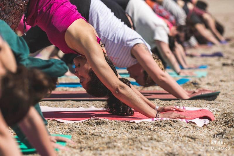premiere retraite bien-etre entre Yoga et Sisterhood #Yoga