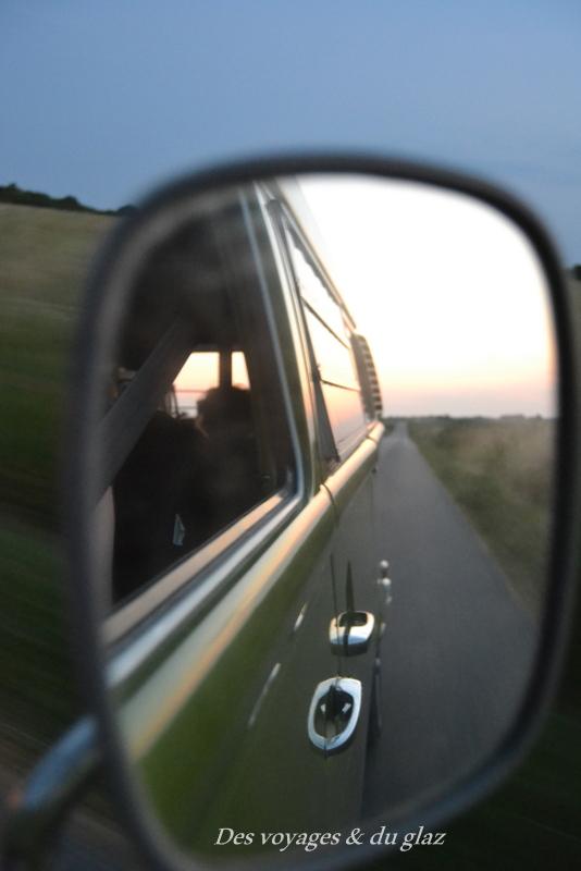 Belle-Île-en-mer en Combi Volkswagen #Bretagne #Combi #vanlife #Belleileenmer