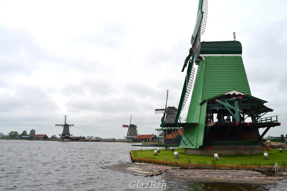 Balade photographique Zaanse Schans