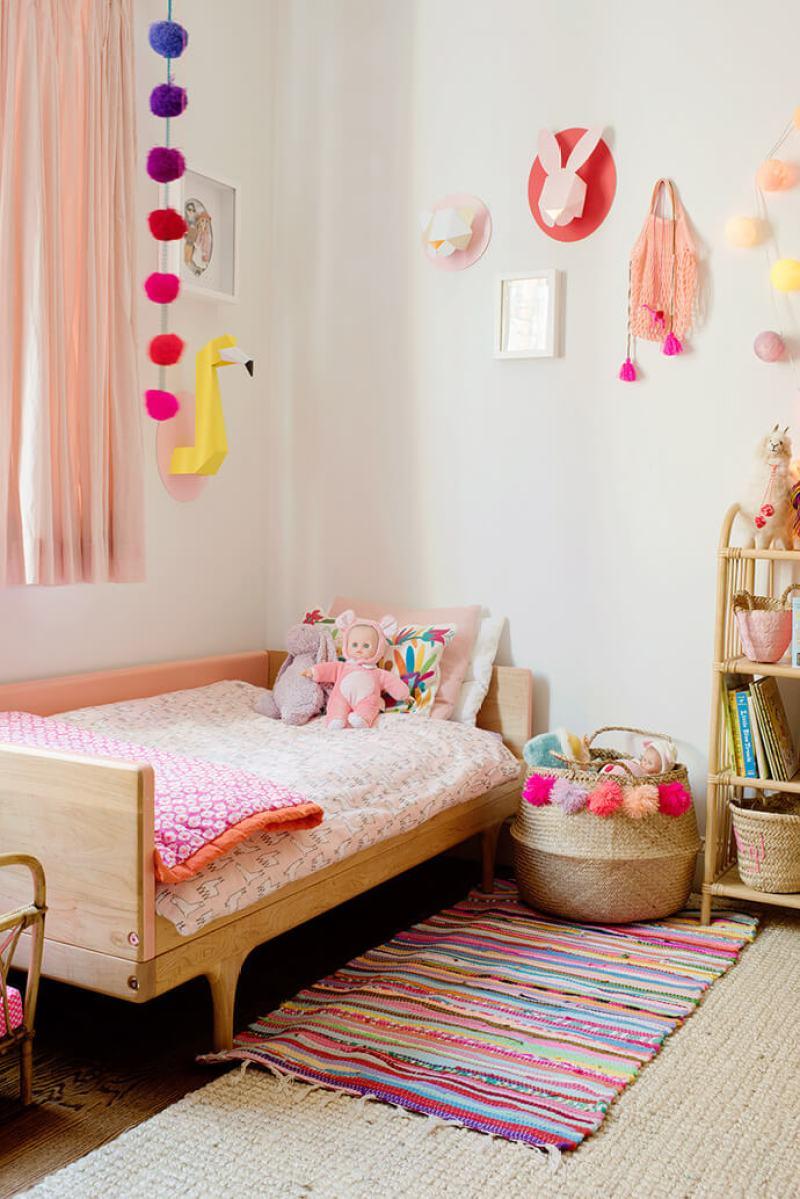 lit enfant bois design scandinave