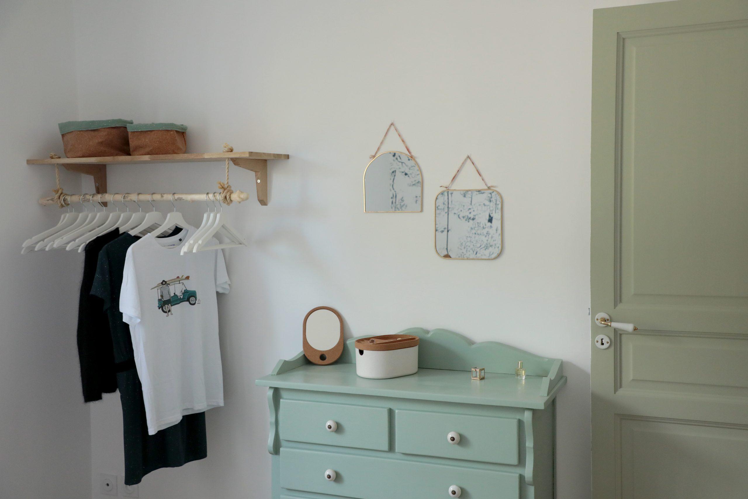 Chambre parentale décoration