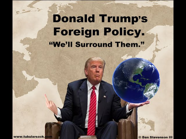 Image result for Trump's Foreign Policy