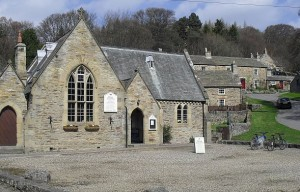Picturesque Blanchland