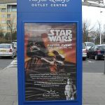 Royal Quays Star Wars Piece