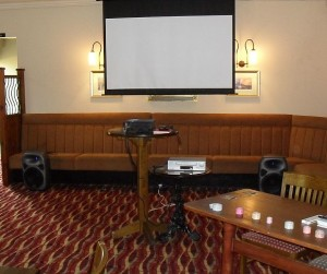 Tree Pub, Harrogate, perfect Race Night venue