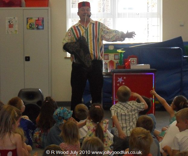 Magic Show at RAF Waddington