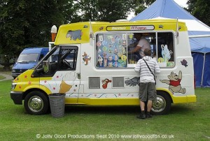 Ice Cream Van ( Frank Watson and Son )