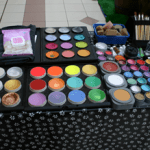 The importance of working with a clean face painting kit