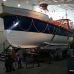 Restored lifeboat The Mary Joicey