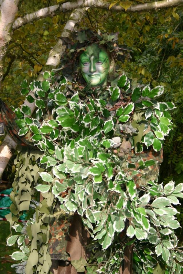 Living Tree Stilt Walker