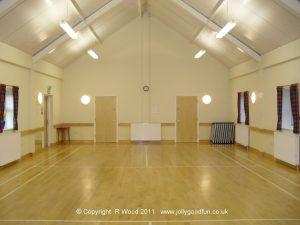 Escomb Village Hall