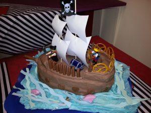 Pirate Birthday Cake ( York )