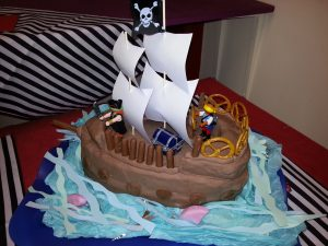 Pirate Birthday Cake ( York )