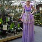 Book interactive stilt walkers for hire in London