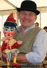 Yorkshire Punch and Judy Man