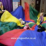 Lady Children's Entertainer, Richmond ( North Yorkshire )