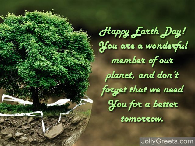 What To Write In An Earth Day Card Earth Day Wishes Messages Sayings